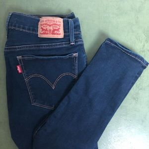 Levi's #710 Super Skinny Stretch Jeans